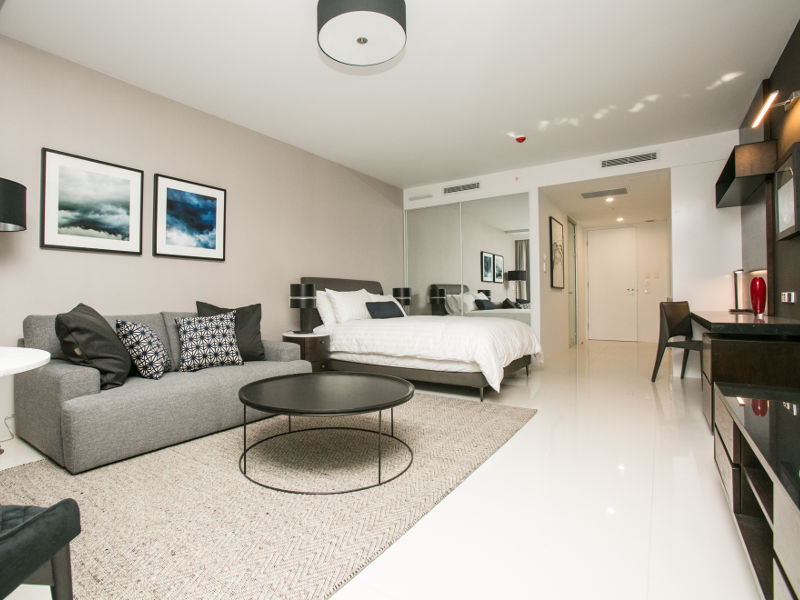Rest - Accommodation Azoi Serviced Apartments