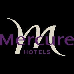 Logo of Mercure Hotels